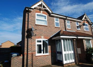 Thumbnail 1 bedroom flat to rent in Freeland Close, Taverham, Norwich