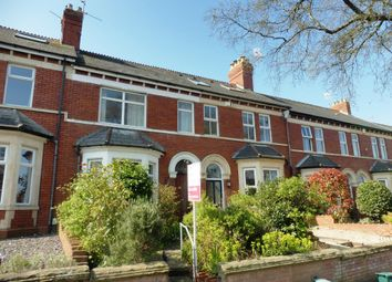Thumbnail 3 bed terraced house for sale in Earl Road, Penarth