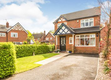 Thumbnail 3 bed detached house for sale in Capesthorne Close, Northwich, Cheshire