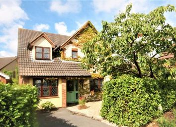 Thumbnail 4 bed detached house for sale in Juniper Way, Bradley Stoke, Bristol, Gloucestershire