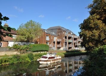 Thumbnail 3 bed flat for sale in Walnut Tree Close, Guildford