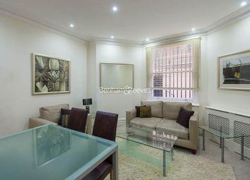 Thumbnail 1 bed flat to rent in Ashburn Gdns, Kensington