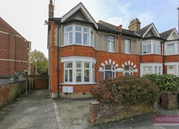 Thumbnail 3 bed maisonette to rent in Stonard Road, Palmers Green