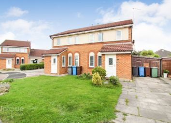 Thumbnail 3 bed semi-detached house for sale in Anchor Way, Lytham St. Annes, Lancashire
