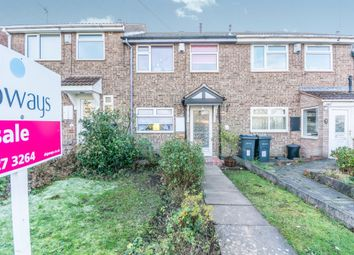 Thumbnail 3 bed terraced house for sale in Hazelwell Fordrough, Stirchley, Birmingham