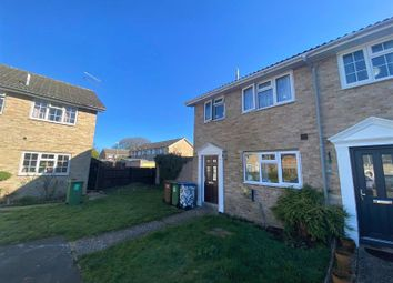 Thumbnail 3 bed property to rent in Millins Close, Owlsmoor, Sandhurst