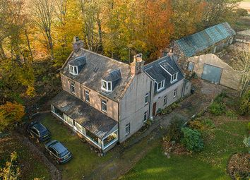 Thumbnail 5 bed country house for sale in Auchterless, Turriff