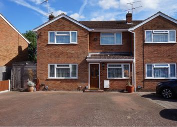 Thumbnail 4 bed semi-detached house for sale in Alton Ride, Blackwater