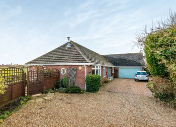 Thumbnail 3 bed detached bungalow for sale in Church Lane, Mavesyn Ridware, Rugeley