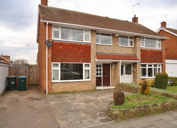 Thumbnail 3 bed semi-detached house for sale in West Ridge, Allesley, Coventry