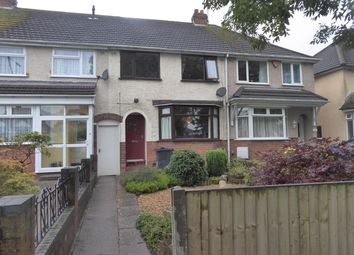 Thumbnail 3 bedroom terraced house for sale in Alvechurch Road, West Heath, Birmingham
