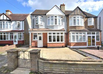Thumbnail Semi-detached house for sale in Demesne Road, Wallington, Surrey