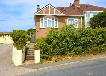 3 bed semi-detached bungalow for sale in St Stephens Road, Saltash, Cornwall PL12