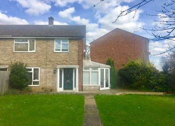 Thumbnail 3 bed end terrace house for sale in Lymn Court, Grantham