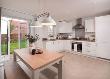 """Thumbnail 4 bed detached house for sale in """"Kingsley"""" at Carrs Lane, Cudworth, Barnsley"""