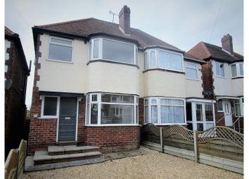 Thumbnail 3 bed semi-detached house for sale in Coalway Avenue, Birmingham