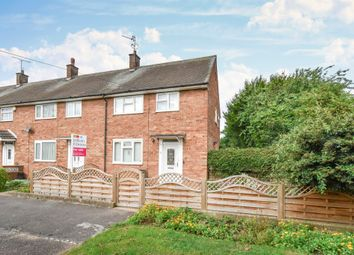 Thumbnail 2 bed end terrace house for sale in Ossett Close, Hull