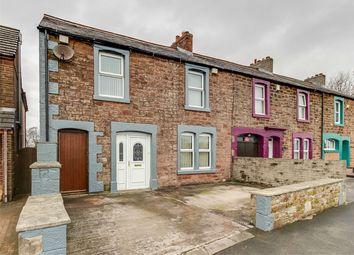 Thumbnail 4 bedroom end terrace house for sale in 55 Park Road, Aspatria, Wigton, Cumbria