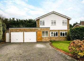Thumbnail 3 bed detached house for sale in Campbell Drive, Beaconsfield, Buckinghamshire