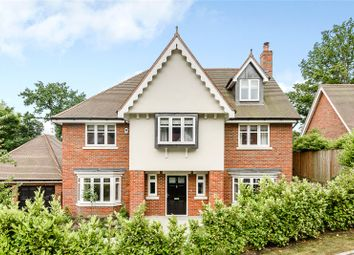 Thumbnail 6 bed detached house to rent in Barons Wood, Tite Hill, Egham, Surrey