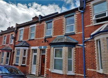 Thumbnail 2 bedroom terraced house for sale in Baker Street, Exeter
