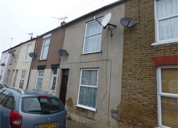 Thumbnail 2 bedroom terraced house for sale in James Street, Sheerness, Kent