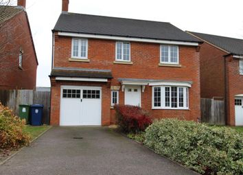 Thumbnail 4 bedroom detached house to rent in Greenhaze Lane, Great Cambourne, Cambourne, Cambridge