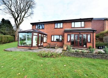 Thumbnail 4 bed detached house for sale in Werneth Rise, Hyde