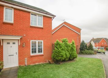 Thumbnail 2 bed end terrace house to rent in Hales Barn Road, Haverhill