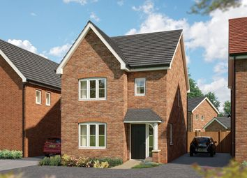 """Thumbnail 3 bed detached house for sale in """"The Cypress"""" at Hobnock Road, Essington, Wolverhampton"""