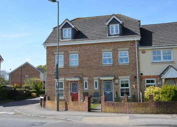 Thumbnail 3 bed terraced house to rent in Frimley Green Road, Frimley Green, Camberley