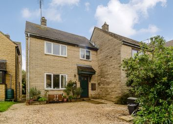 Thumbnail 3 bed end terrace house for sale in Chapel Close, Leafield, Oxfordshire