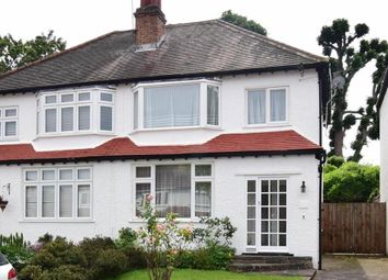 Thumbnail 3 bed semi-detached house for sale in St. Mary Avenue, Wallington, Surrey