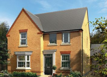 "Thumbnail 4 bed detached house for sale in ""Holden"" at Sparken Hill, Worksop"