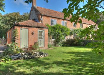 Thumbnail 3 bed cottage for sale in The Green, Felbrigg, Norwich