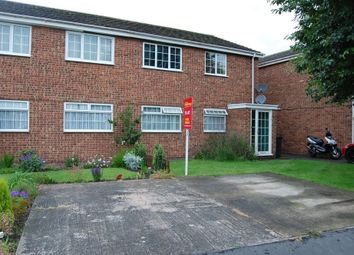 Thumbnail 2 bed flat to rent in Mayfield Road, Winshill, Burton Upon Trent, Staffordshire