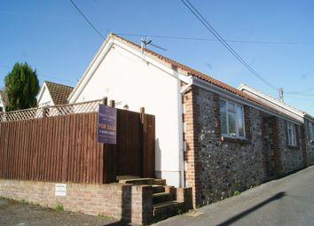 Thumbnail 2 bed semi-detached bungalow for sale in Stock Lane, Seaton