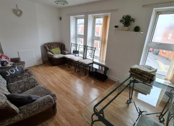 Thumbnail 2 bed flat to rent in Ninian Park Road, Cardiff