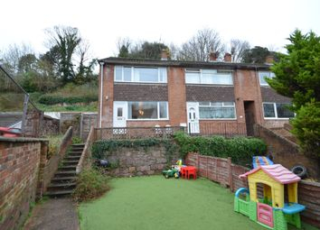 Thumbnail 3 bed end terrace house for sale in Bonhay Road, Exeter