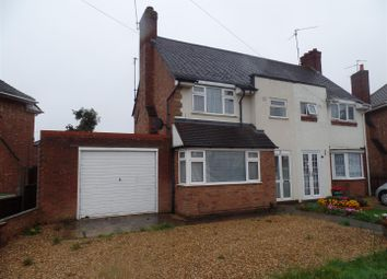 Thumbnail 3 bed property to rent in Luddington Road, Peterborough