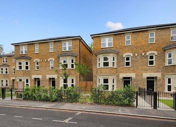 Thumbnail 4 bed semi-detached house for sale in St. Marys Road, London