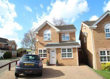 Thumbnail 3 bedroom detached house for sale in Limetree Drive, Warren Heath, Ipswich, Suffolk