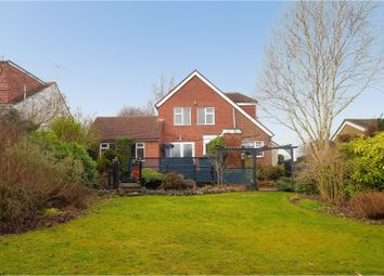 Thumbnail 3 bed detached house for sale in Beamhill Road, Burton-On-Trent