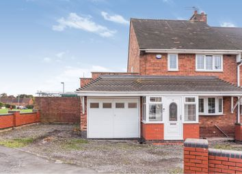 2 bed end terrace house for sale in Edison Road, Walsall WS2