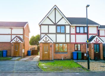 Thumbnail 2 bed semi-detached house to rent in Lakeland Gardens, Chorley