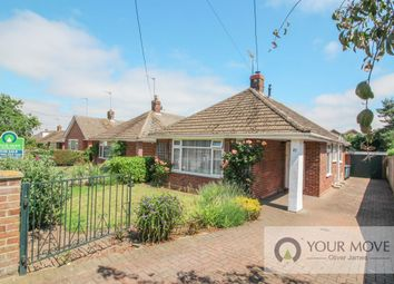 Thumbnail 2 bed bungalow for sale in Darby Road, Beccles