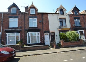 Thumbnail 4 bed terraced house to rent in Osborne Road, Hartlepool