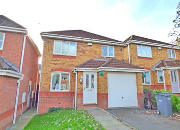 Thumbnail 3 bed detached house to rent in Hyacinth Road, Stoke-On-Trent