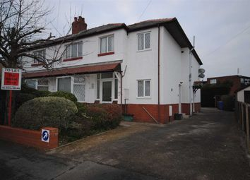 Thumbnail 1 bed flat to rent in Rutland Avenue, Poulton-Le-Fylde