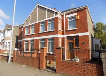 Thumbnail 3 bed semi-detached house for sale in Victoria Road, Port Talbot, Neath Port Talbot.